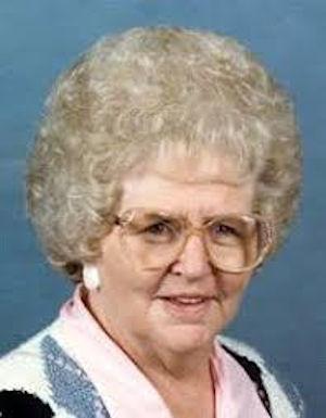 "Gladys ""Deanne"" (Inselman) Van Hoesen"
