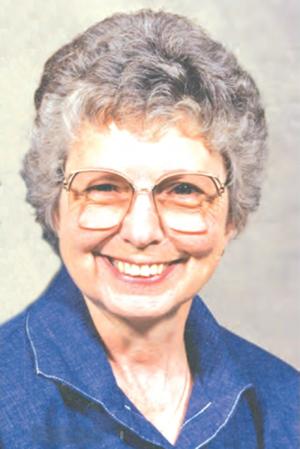 Nadine Faye (Milliron) Laughlin