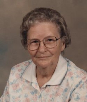 Delores Ethel (Shappell) Myers