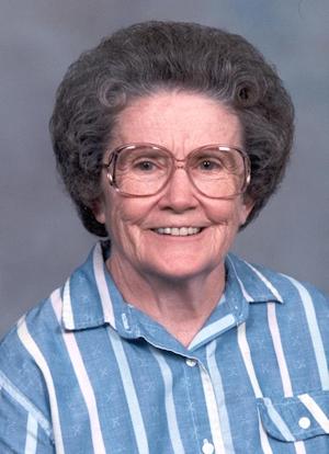 Ethel Delores (Kemnitz) Thompson