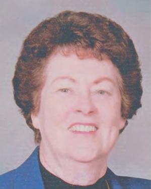 Margie June (Moran) Ewy