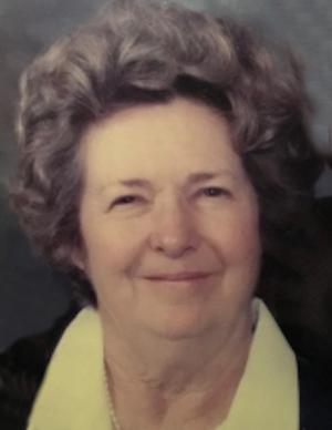 Doris Lee (Sheets) Heppler