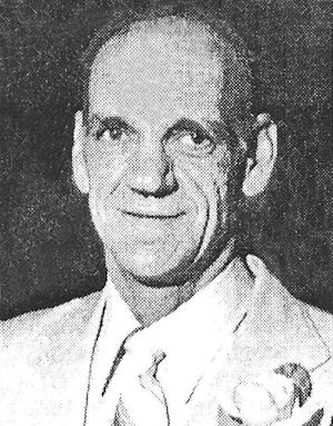 William Edward Hodge