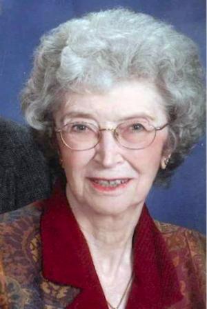 Patricia Joan (Pruett) Meadors