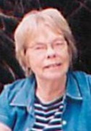 Joan Faye (Van Bebber) Bamberger