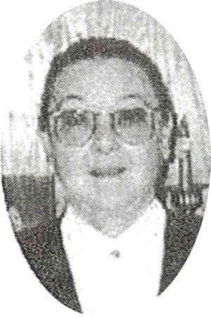 Josephine Mae (Craig) Casparis
