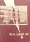 1953 Maroon Spotlight