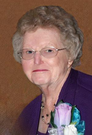 Shirley Ann (Curran) Hodge