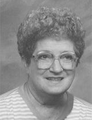 """Laveda """"Sue"""" (Wentz) Robbins"""