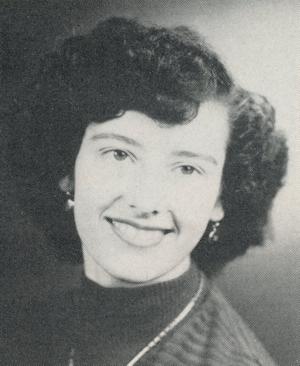 Betty Jean (Chapman) Parks
