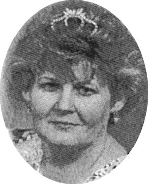 Patricia Pauline (Oden) Calhoun