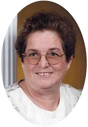 Mary Ann (Fox) Baney