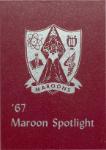 1967 Maroon Spotlight