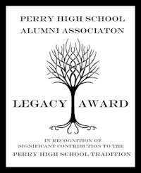 Legacy Award Plaque